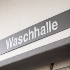 1a autoservice roll - Waschhalle