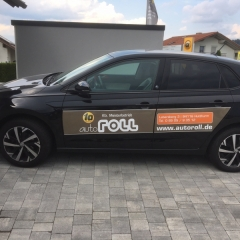 1a autoservice roll - Werkstattwagen VW Polo
