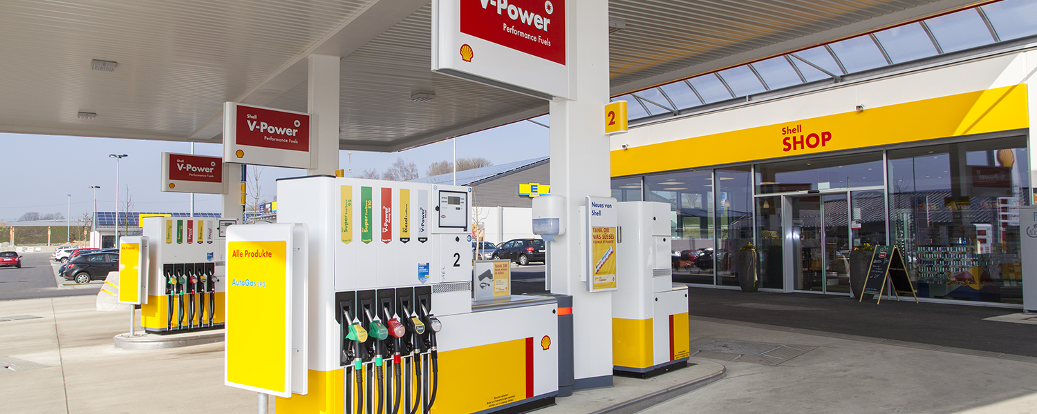 Shell Station Salzweg