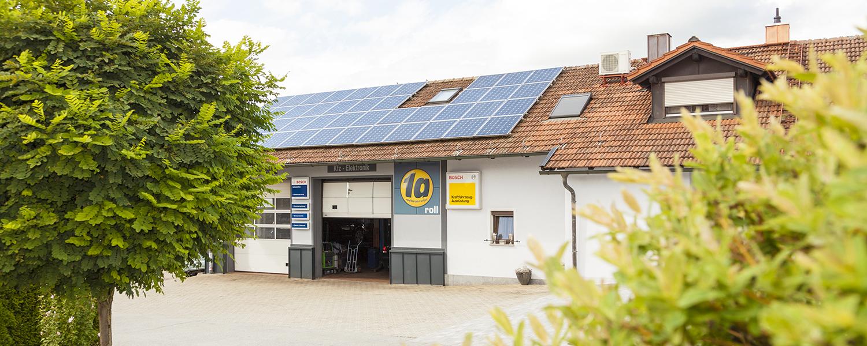 KFZ-Werkstatt 1a autoservice roll, Hutthurm