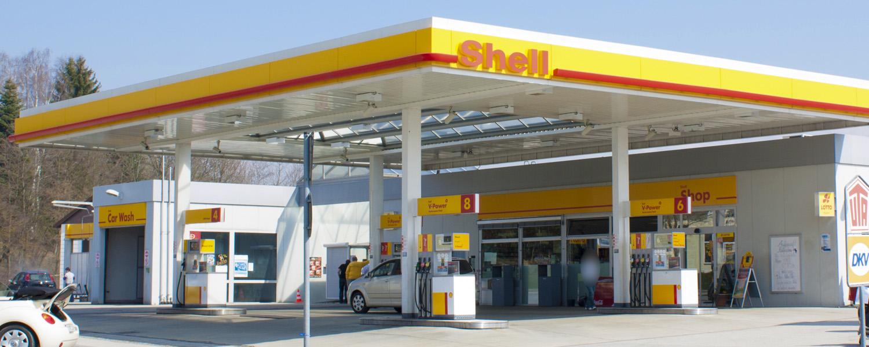 Shell Station Hutthurm